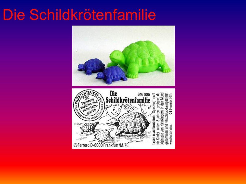 Die Schildkrötenfamilie