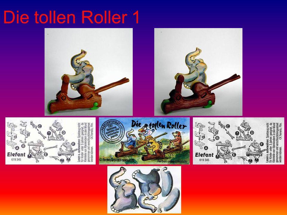 Die tollen Roller 1