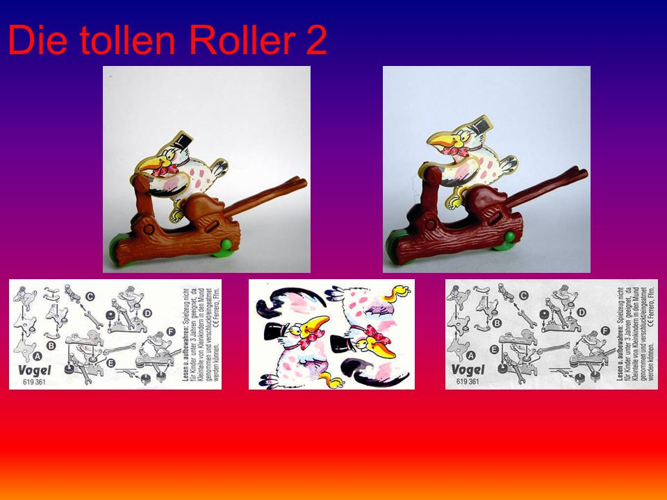 Die tollen Roller 2