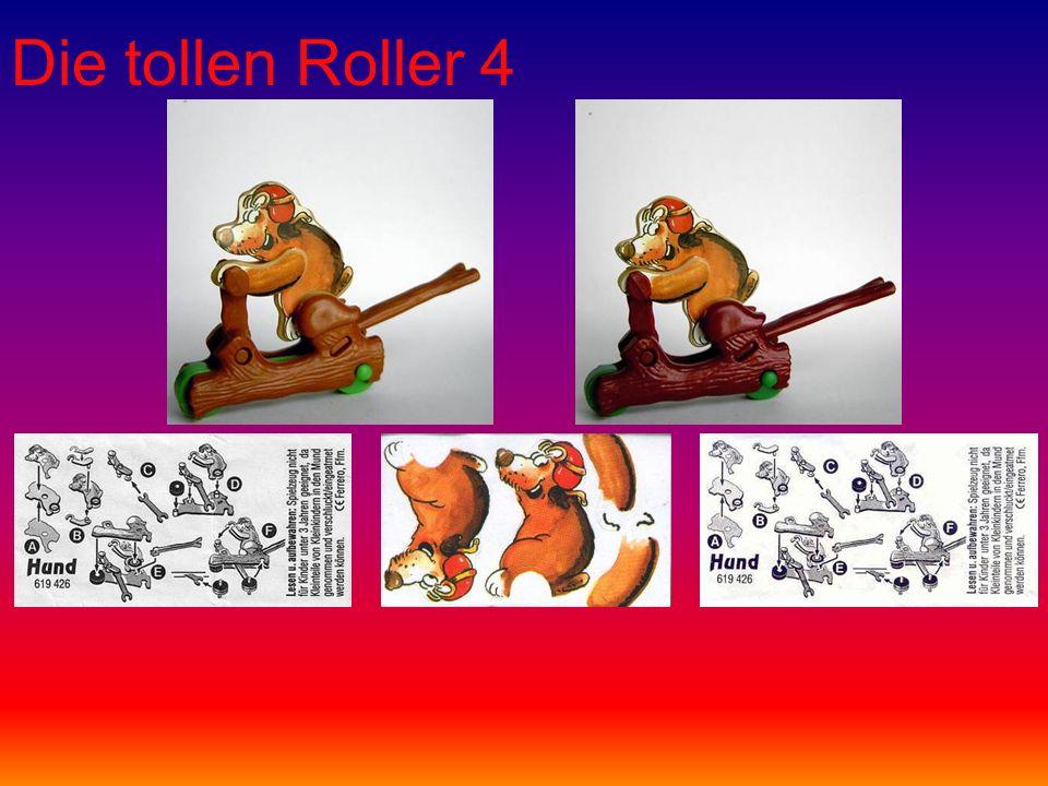 Die tollen Roller 4