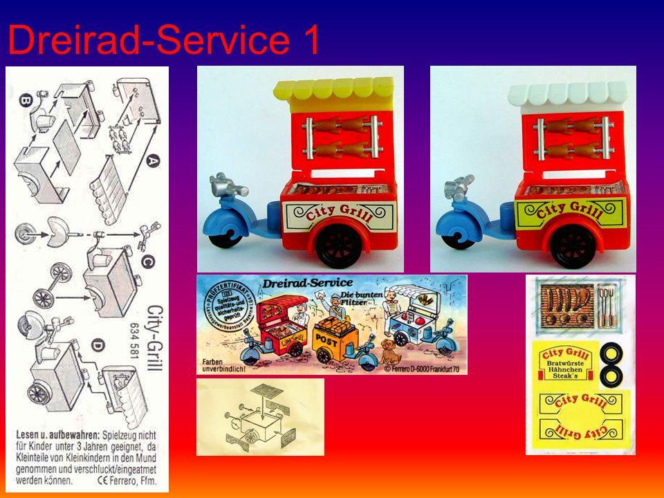 Dreirad-Service 1