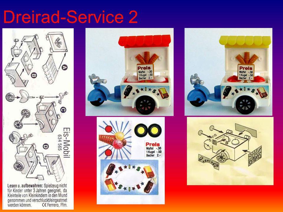Dreirad-Service 2
