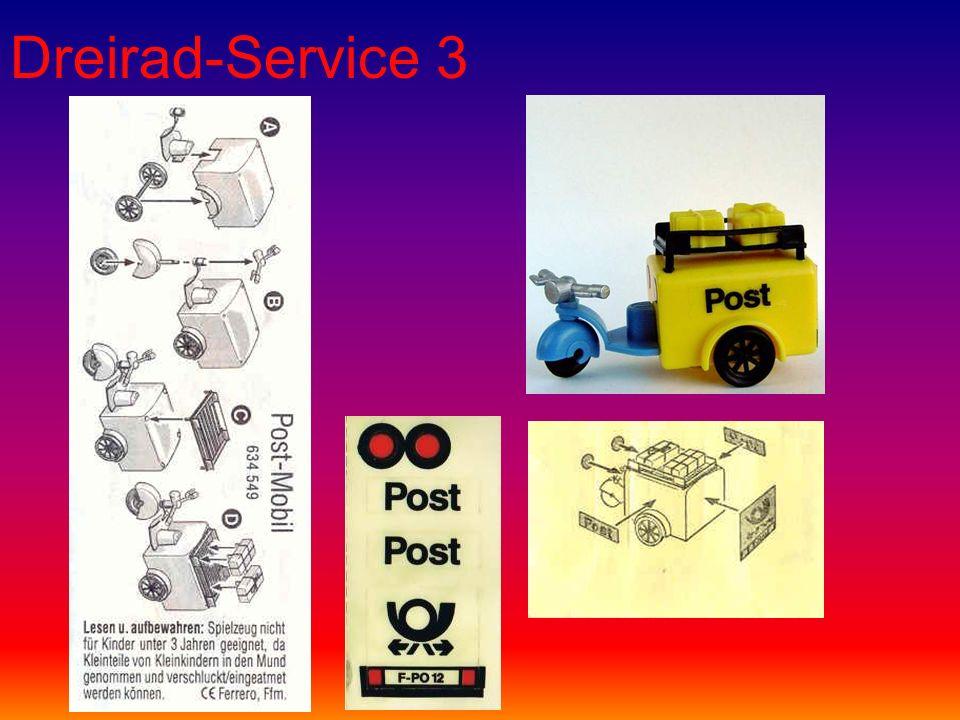 Dreirad-Service 3