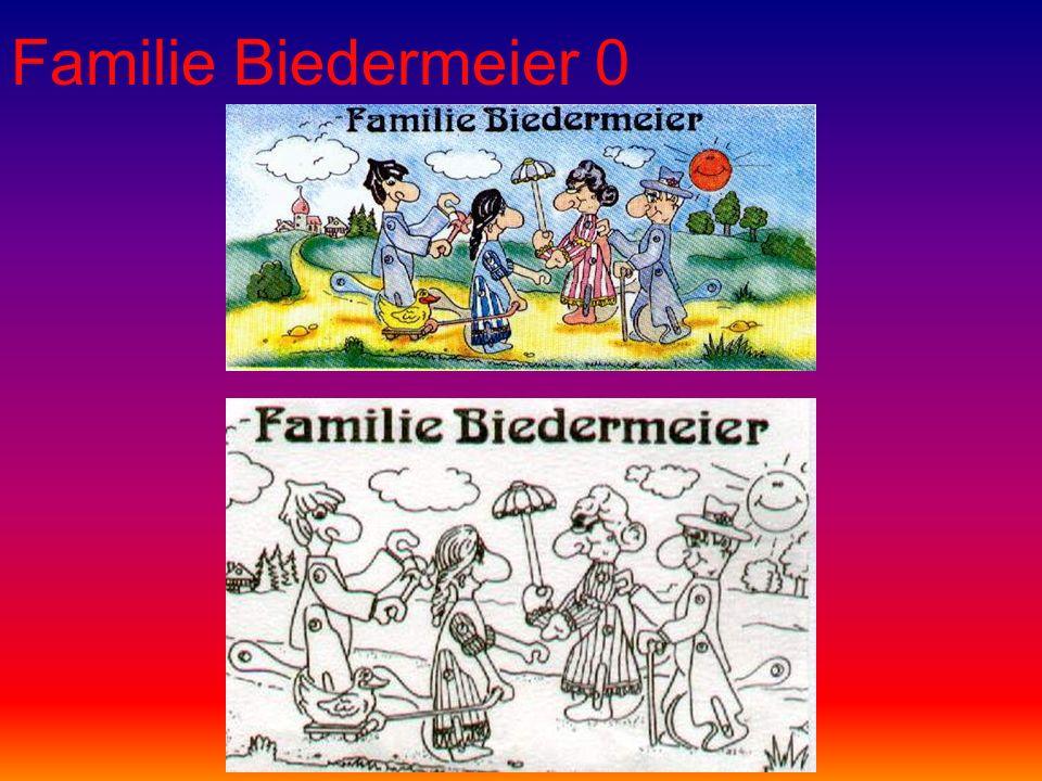 Familie Biedermeier 0