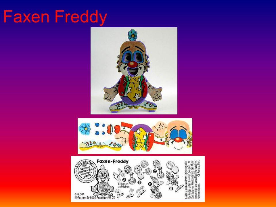 Faxen Freddy