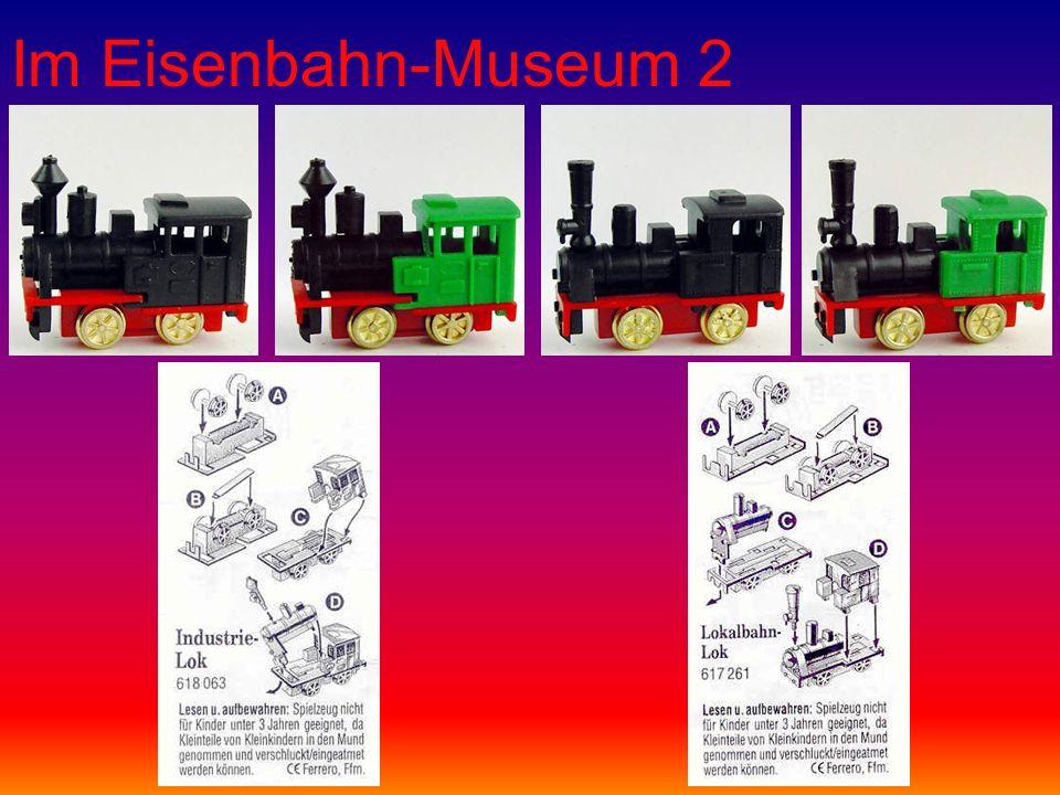 Im Eisenbahn-Museum 2