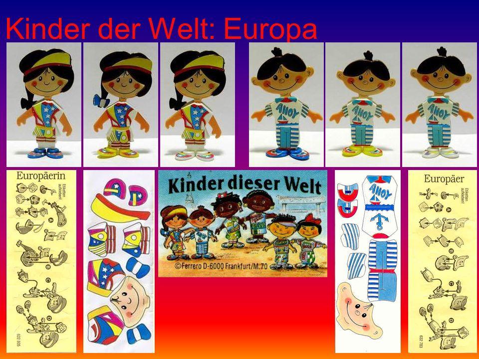 Kinder der Welt: Europa