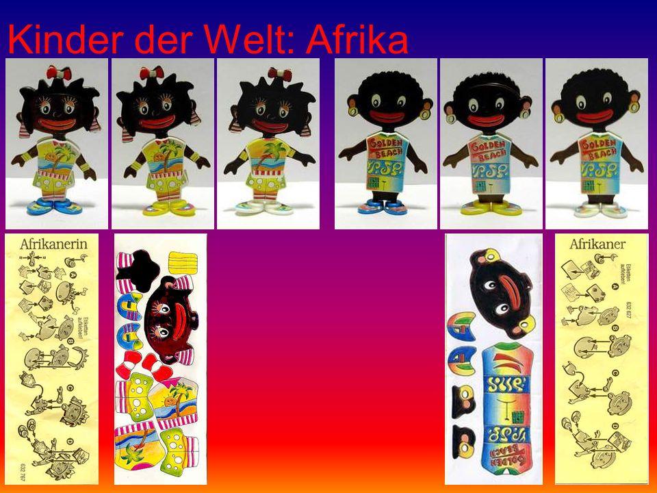 Kinder der Welt: Afrika
