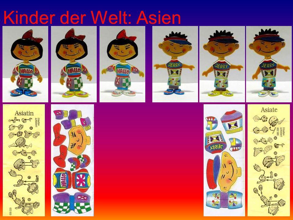 Kinder der Welt: Asien