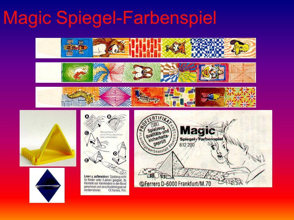 Magic Spiegel-Farbenspiel