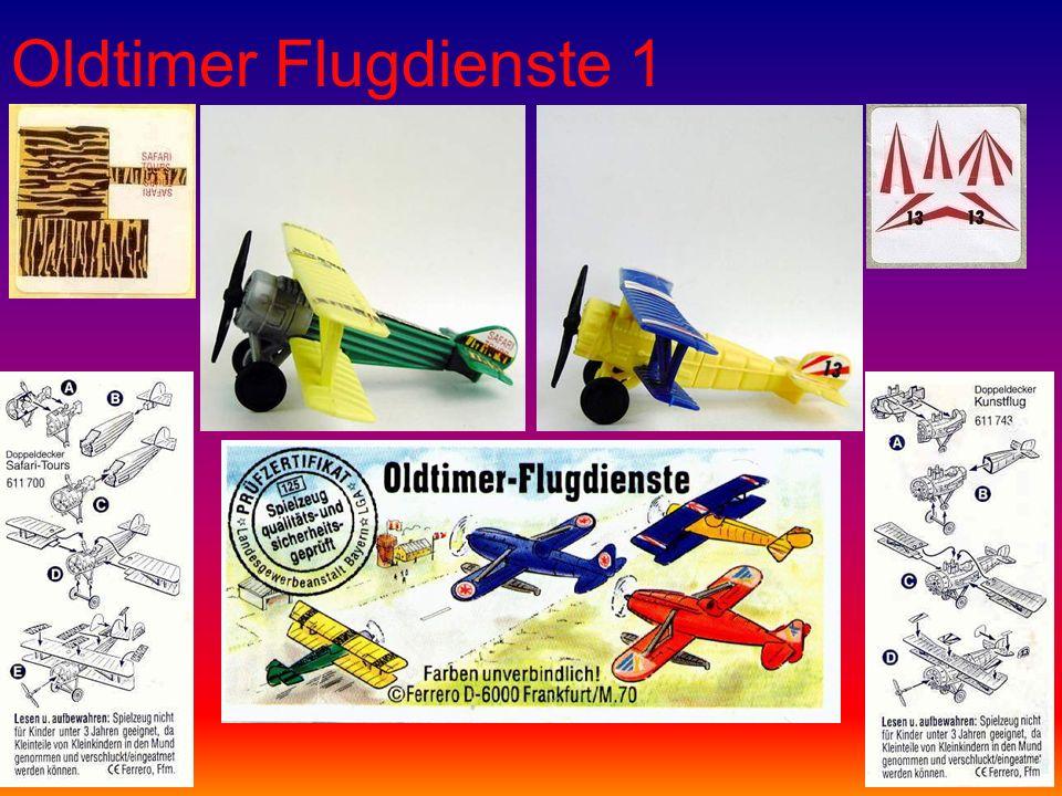 Oldtimer Flugdienste 1