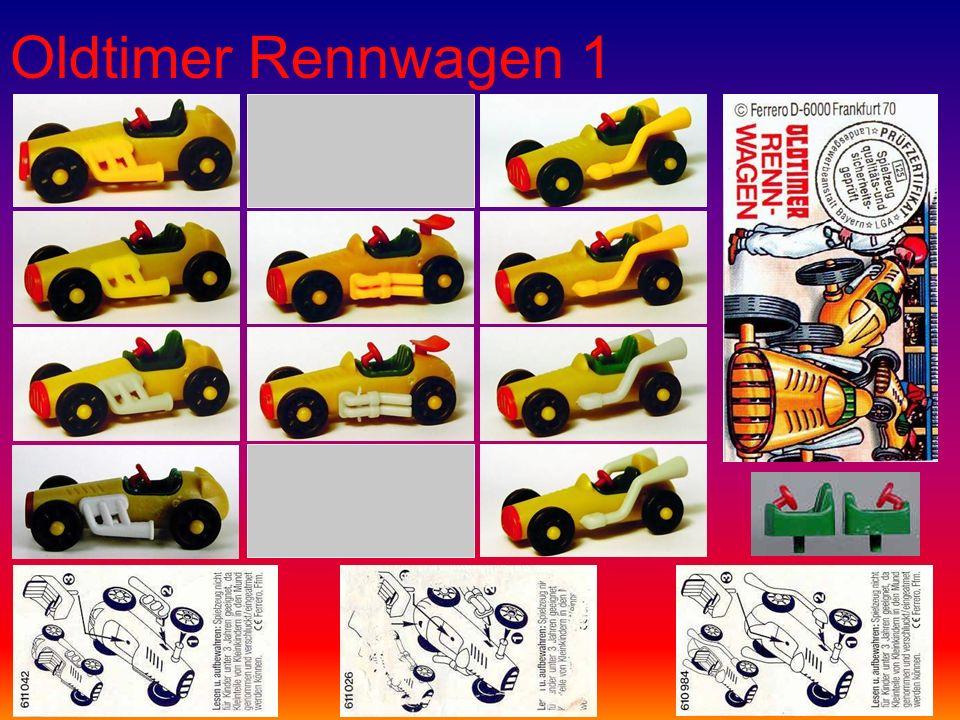 Oldtimer Rennwagen 1