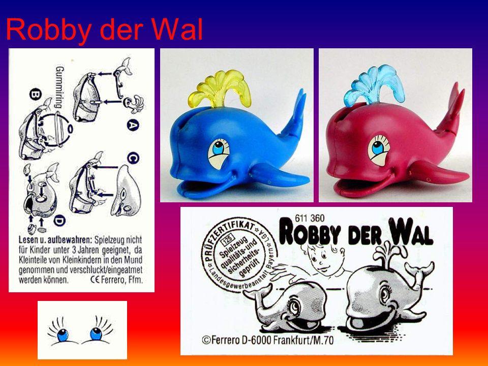 Robby der Wal