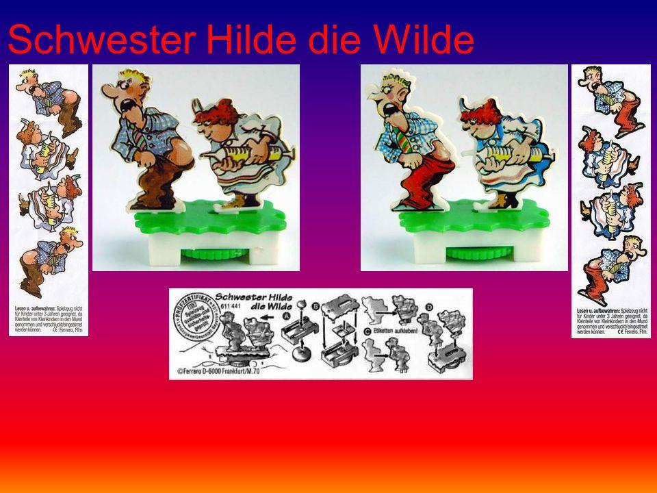 Schwester Hilde die Wilde