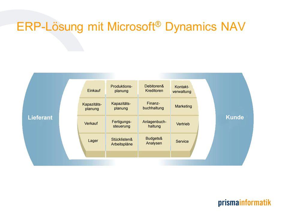 Dynamics NAV - Gewinner des ERP-Vergleichs Zwar haben Office Line und Business One mit neuen Funktionen aufgeholt, an die Microsoft-Lösung reichen sie jedoch nur teilweise ran.