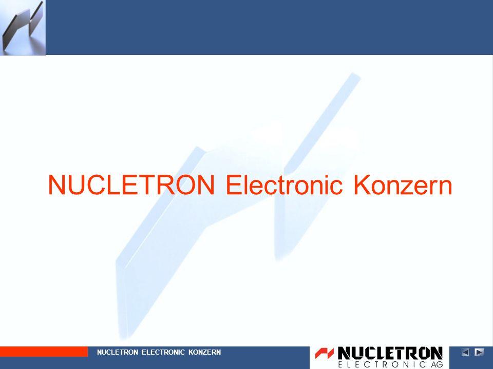 NUCLETRON Electronic Konzern NUCLETRON ELECTRONIC KONZERN