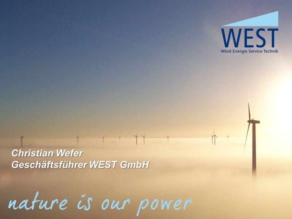 Christian Wefer Geschäftsführer WEST GmbH