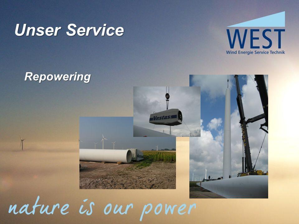 Repowering