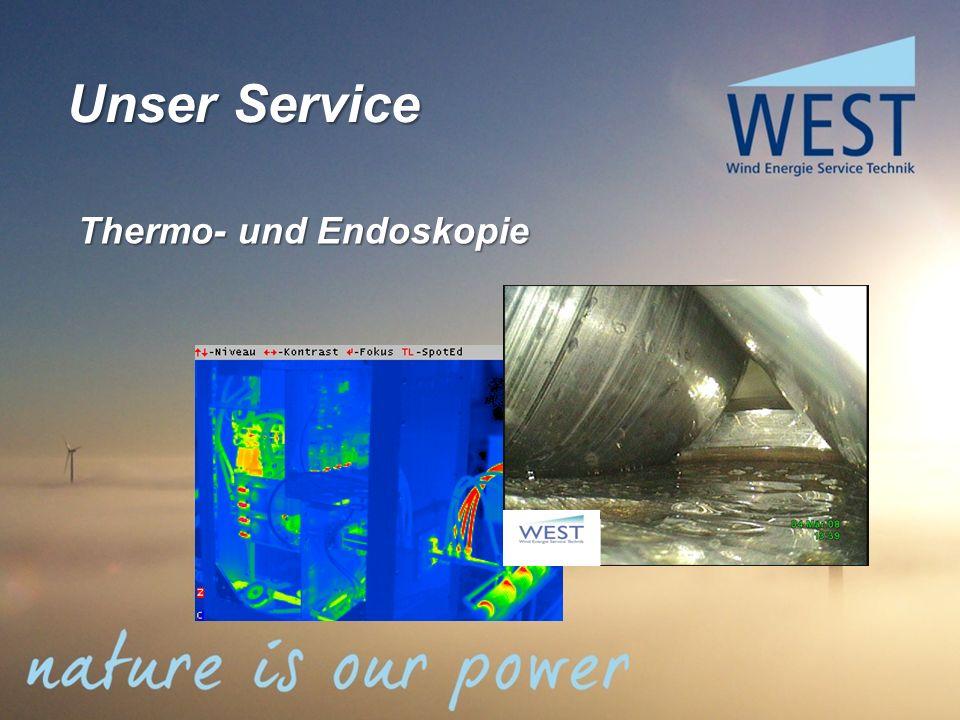 Thermo- und Endoskopie Unser Service