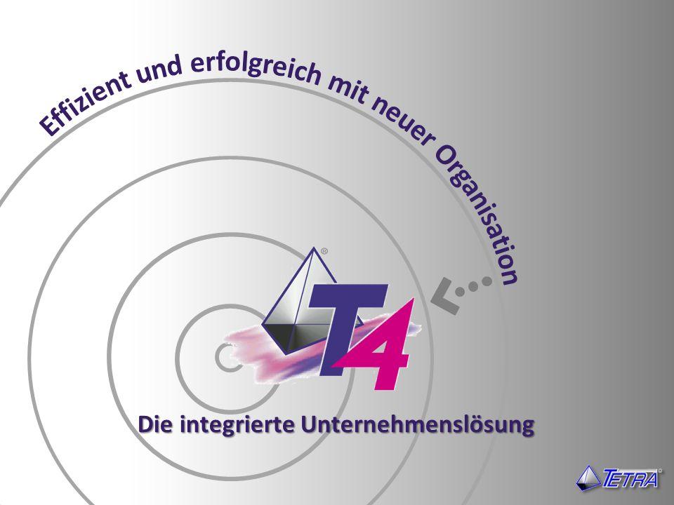 Die integrierte Unternehmenslösung
