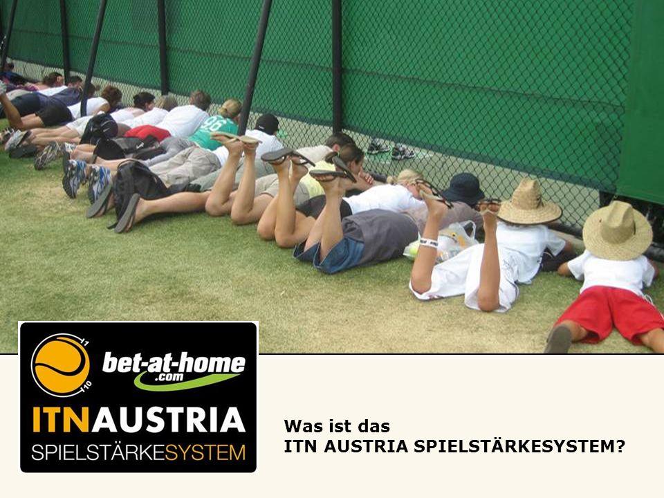 Was ist das ITN AUSTRIA SPIELSTÄRKESYSTEM?