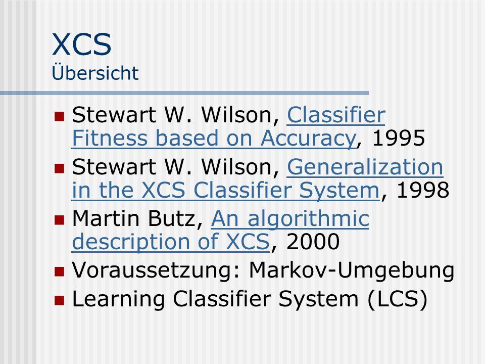 XCS Übersicht Stewart W.