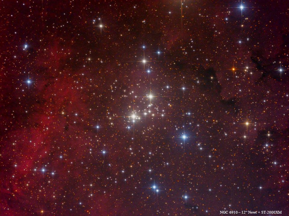 NGC 6910 – 12 Newt + ST-2000XM