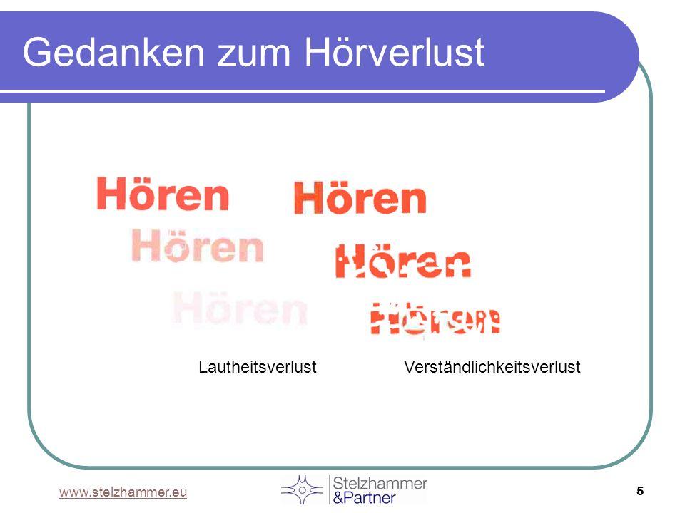 www.stelzhammer.eu 16 Link Liste Hörbeispiel Hörschädigung http://www.youtube.com/watch?v=5_pro0oEm_g White Hand Choir, Salzburg - CORO MANOS BLANCAS http://www.youtube.com/watch?v=y65u-9dn01k Blogg – not quite like Beethoven http://notquitelikebeethoven.wordpress.com/tag/musik/ Barrierefreies Musikvideo Waiting Gruppe: Breitenbach http://www.youtube.com/watch?v=BGRFrUFPdRk leuchtende Drumsticks http://www.youtube.com/watch?v=vttqf_ajTcg