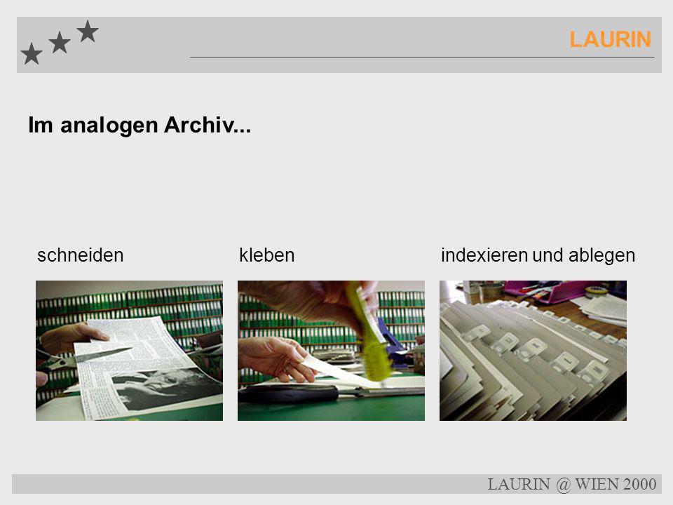 LAURIN interessierte Archive BEOBACHTER (4) HWWA - Deutschland Sammelgebiet: Wirtschaft 150 Zeitungen, 18 Millionen Ausschnitte Brage Press Archive -