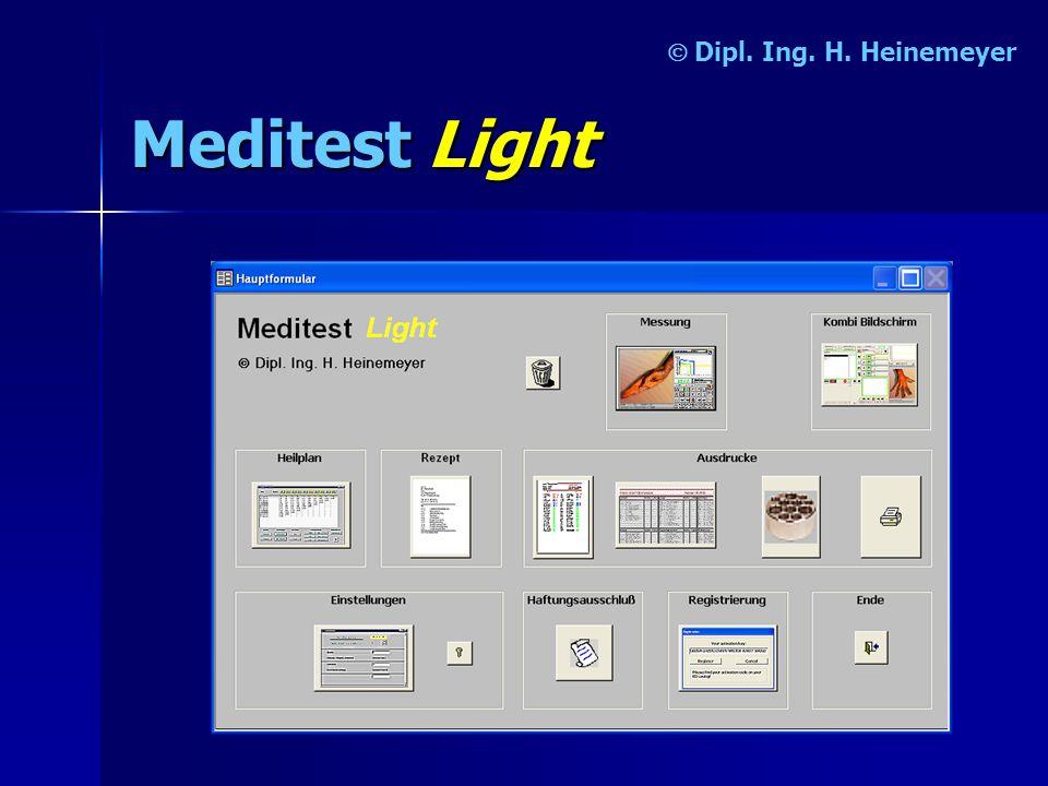 MeditestLight Dipl.Ing. H.