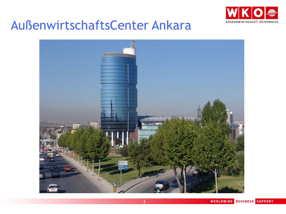3 AußenwirtschaftsCenter Ankara