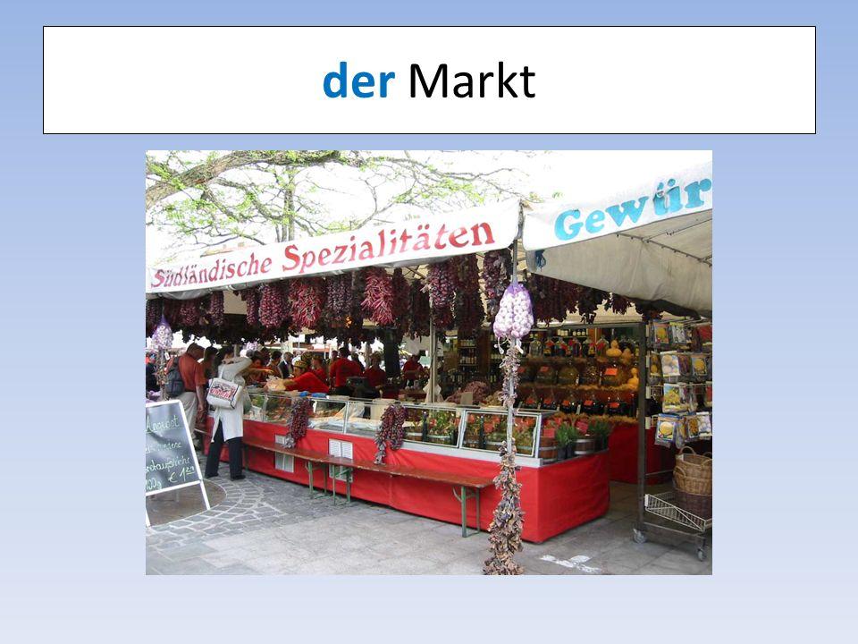 der Markt