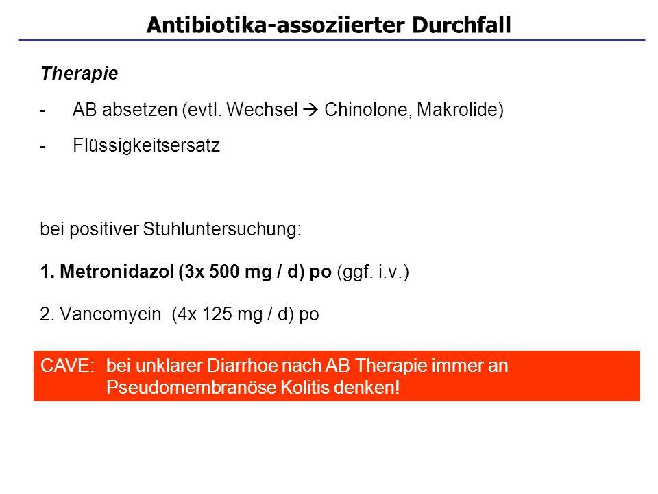 geht antibiotikum in die haare