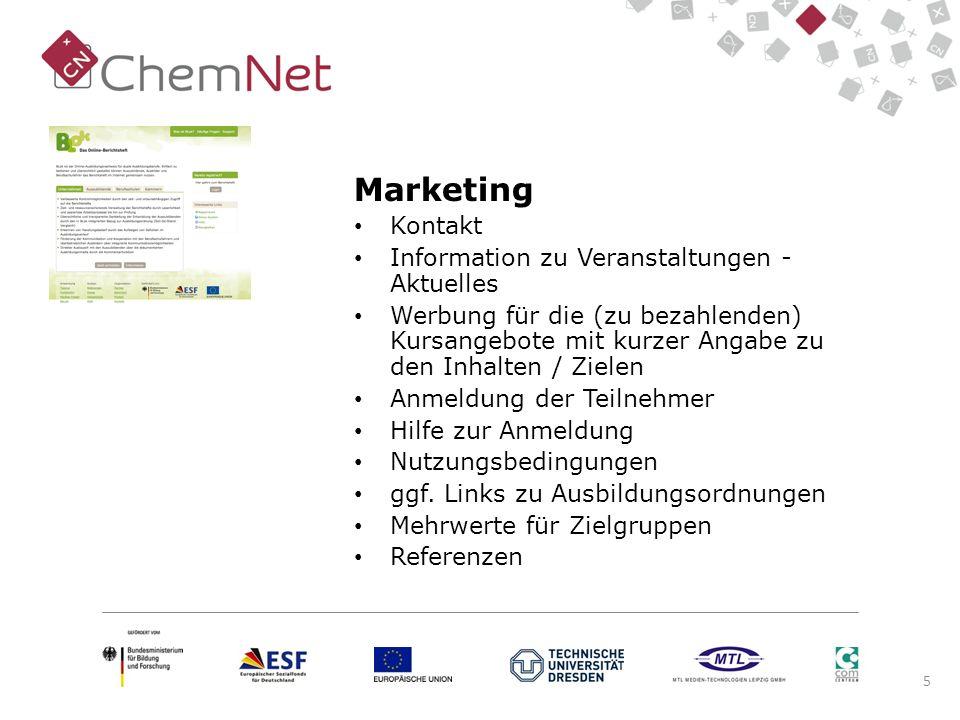 Marketing Kontakt Information zu Veranstaltungen - Aktuelles Werbung für die (zu bezahlenden) Kursangebote mit kurzer Angabe zu den Inhalten / Zielen