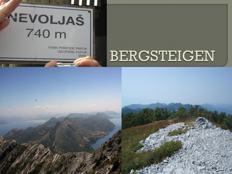 Klettern ist ein sehr weit gefasster Begriff, darunter sind fast alle Aktivitäten im Zusammenhang mit der Bewegung in die Berge.