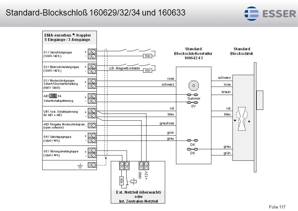 Folie 118 Löt-/Kratzbrückenbeachten.