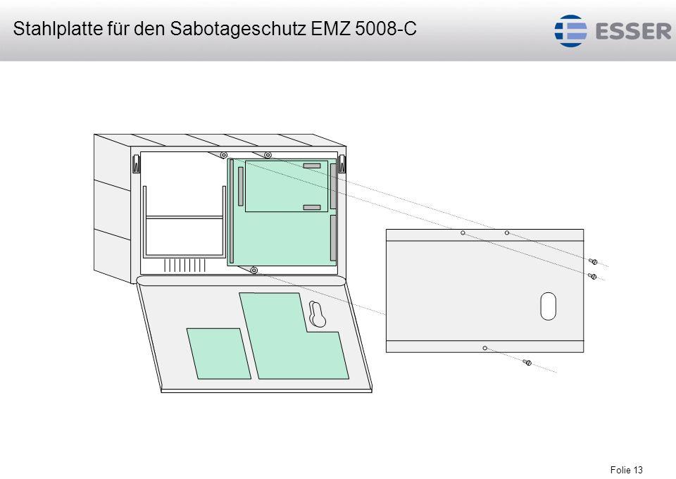 Folie 14 Ringlinienkarte EMZ 5008-C