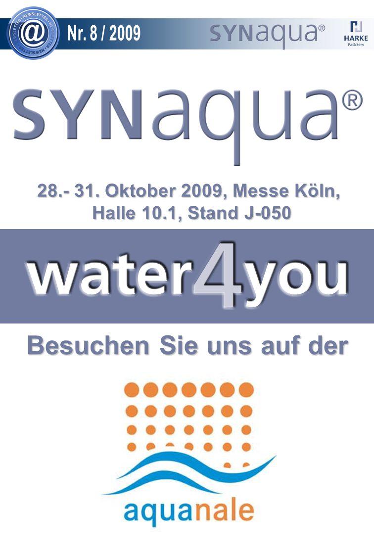 Besuchen Sie uns auf der 28.- 31. Oktober 2009, Messe Köln, Halle 10.1, Stand J-050 28.- 31.