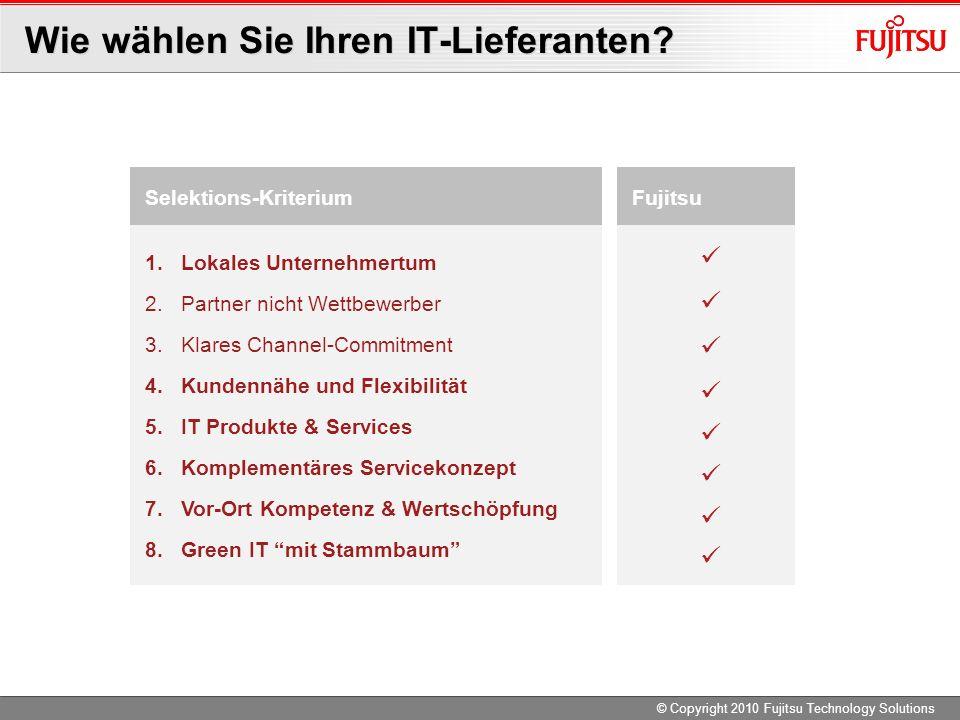 Wie wählen Sie Ihren IT-Lieferanten.