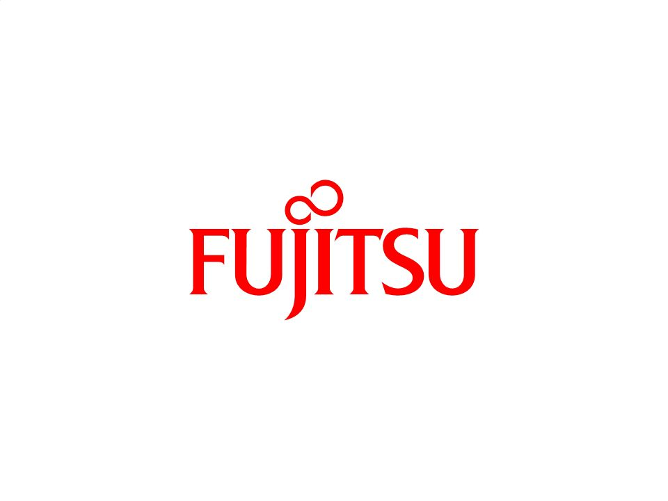 © Copyright 2010 Fujitsu Technology Solutions