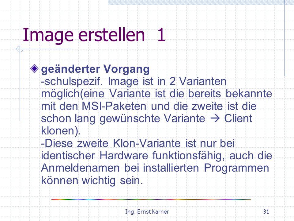 Ing. Ernst Karner31 Image erstellen 1 geänderter Vorgang -schulspezif.