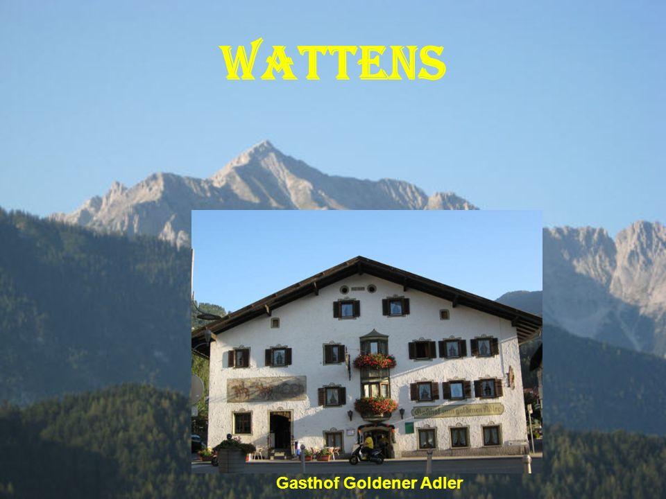 Wattens Gasthof Goldener Adler