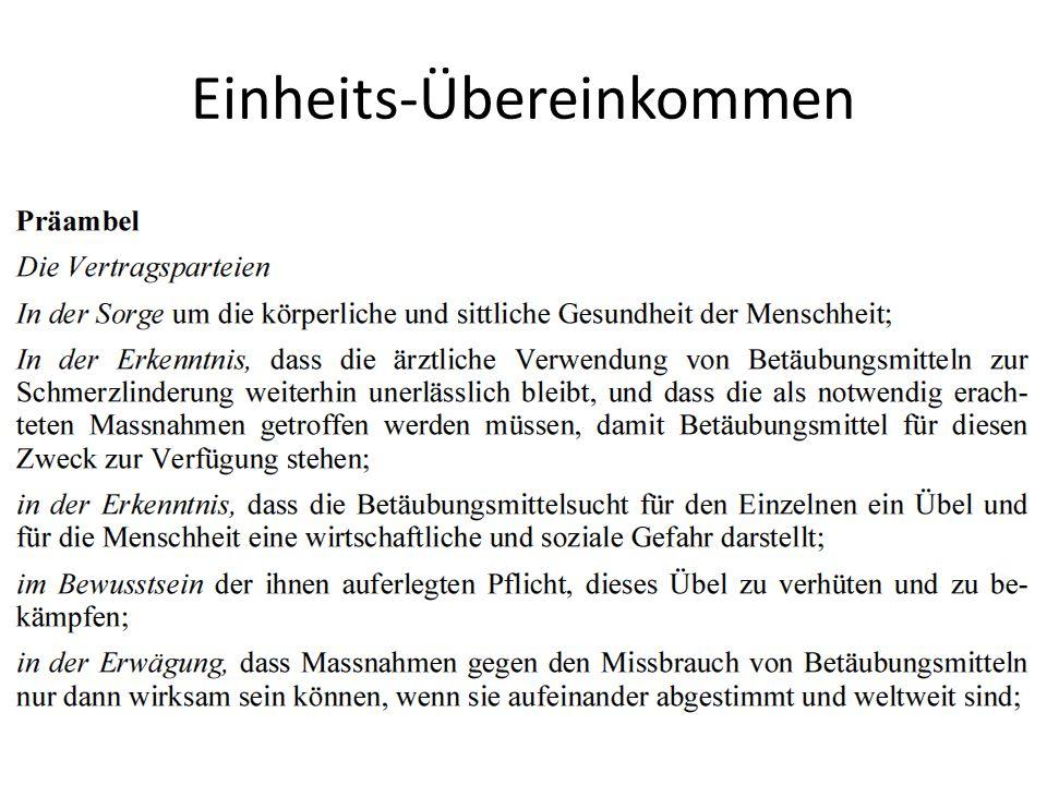 BetmG BetmG Revision 1968, in Kraft 1.01.1970