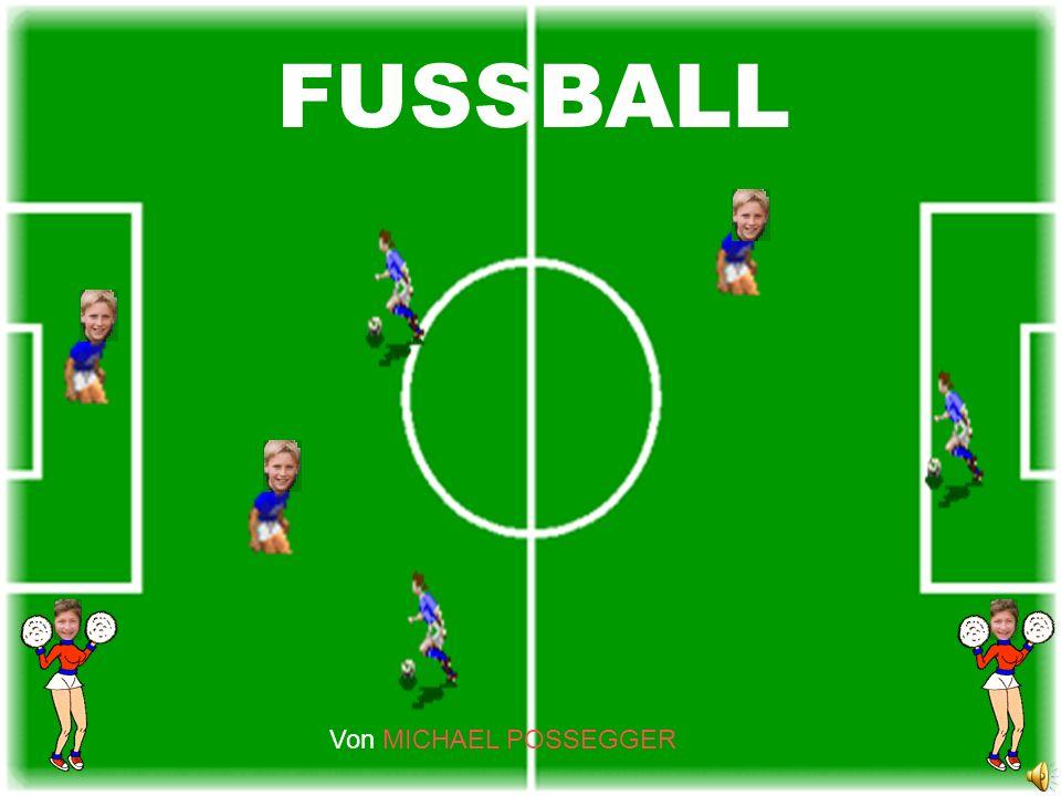 FUSSBALL Von MICHAEL POSSEGGER FUSSBALL Von MICHAEL POSSEGGER