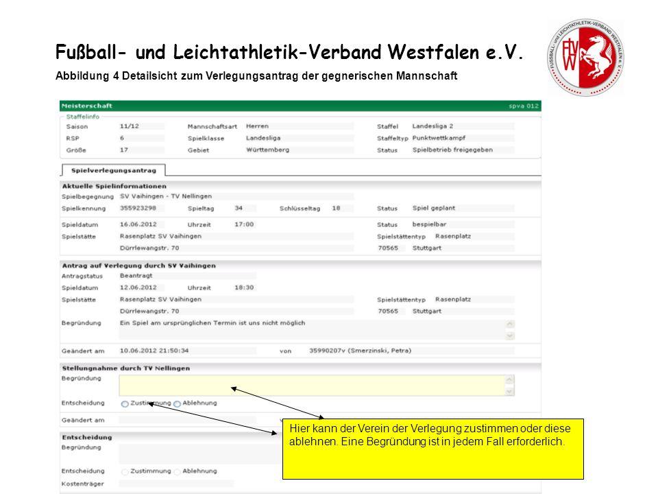 Fußball- und Leichtathletik-Verband Westfalen e.V.