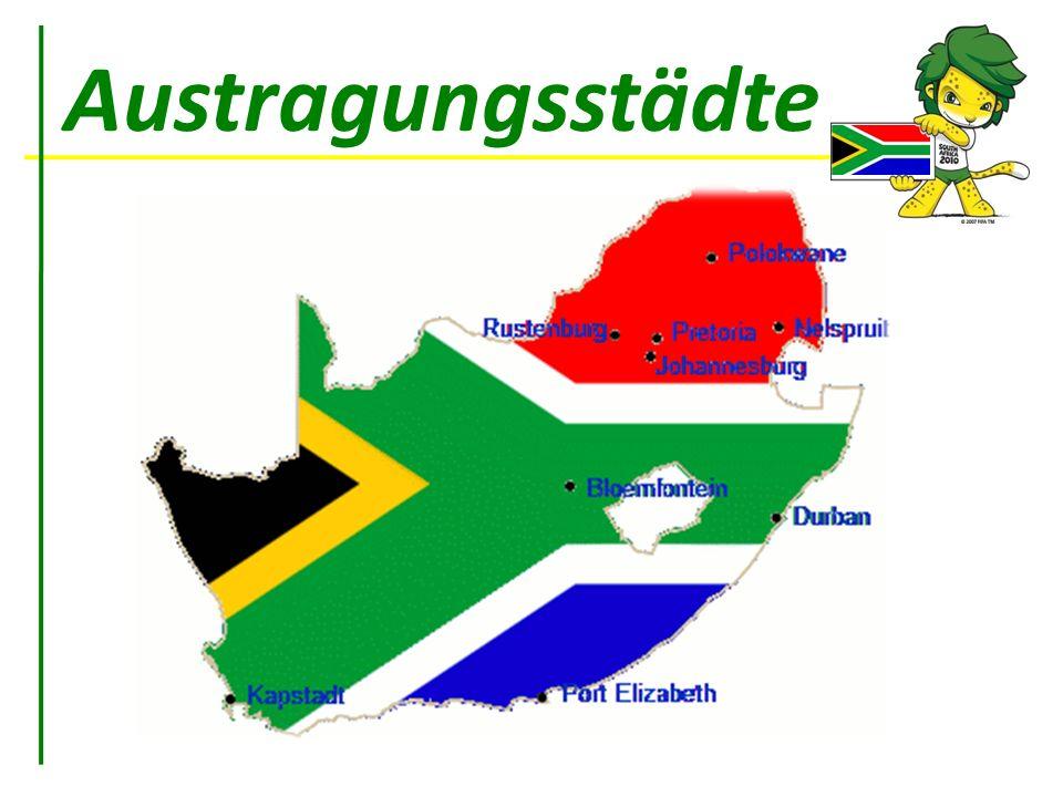 Johannesburg größte Stadt Südafrikas wirtschaftliches Zentrum des Landes Stadt des Goldes zahlreiche kulturelle Sehenswürdigkeiten beheimatet 2 WM-Stadien – Ellis Park – Soccer-City