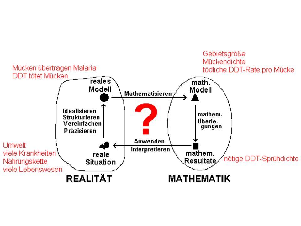 Baden-Württemberg, Leistungskurs Mathematik, Analytische Geometrie, 1998: Szenario mit einer innen begehbaren, senkrechten quadratischen Pyramide aus Holz.