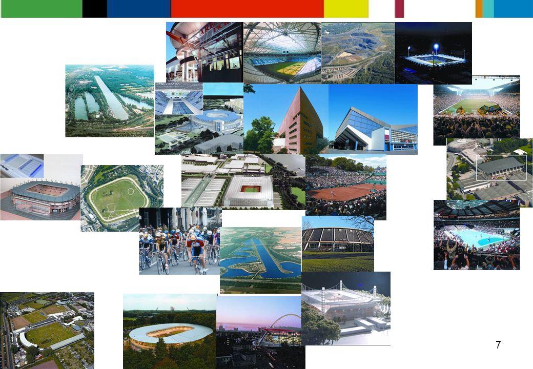 18 Das Werkstattverfahren zum Olympischen Dorf