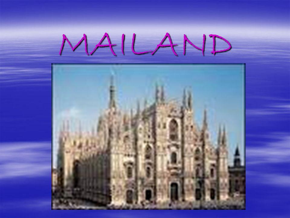 Etwas uber Mailand: Mailand ist die zweitgrößte Stadt Italiens, Hauptstadt der Provinz Mailand und der Region Lombardei Oberitalien.