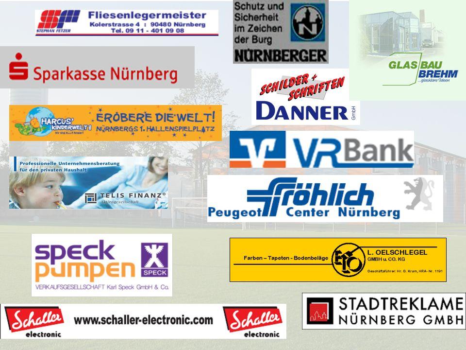 Trikot Werbung Sponsorentafel Hallenwerbung Bandenwerbung Briefbogen Internet Link